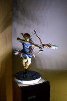 Statuette Zelda: Breath of the Wild