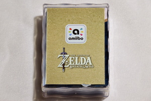 Breath of the Wild Custom Amiibo Cards